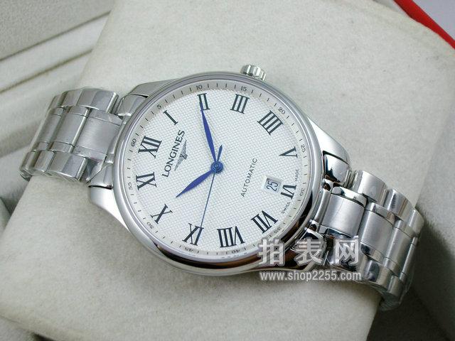 浪琴经典款名匠系列手表