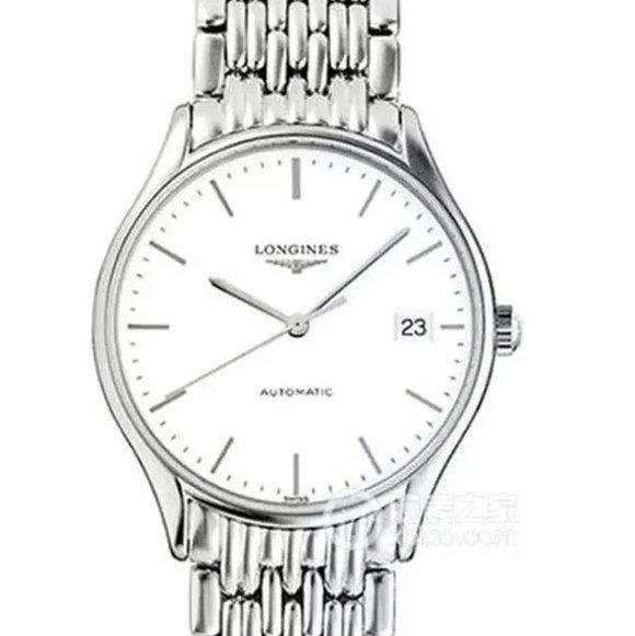 浪琴律雅系列L4.860.4.12.6情侣手表 一比一复刻(单只价格)
