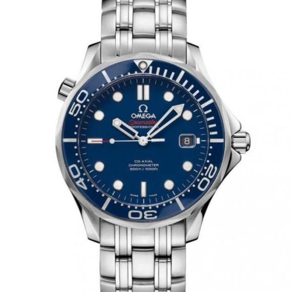 欧米茄212.30.41.20.03.001海马300米潜水表