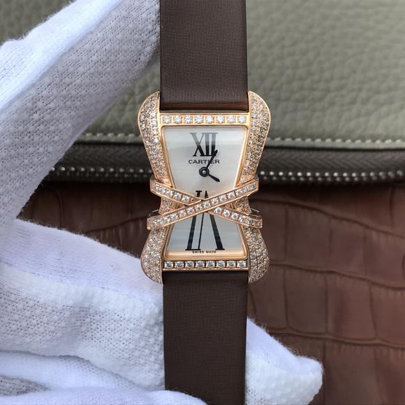 V6卡地亚CARTIER LIBRE系列WJ306014腕表