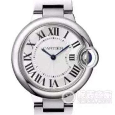 V6卡地亚蓝气球W6920084进口石英机芯女士手表