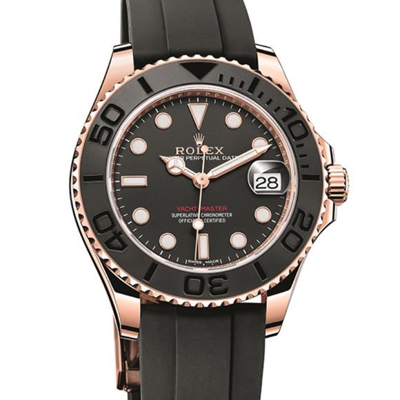 劳力士YM游艇V7终极版116655-Oysterflex bracelet
