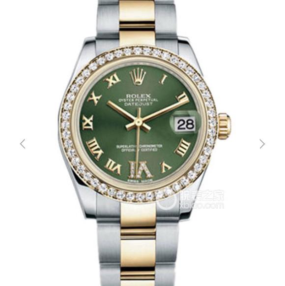 劳力士日志系列178383女士31mm直径手表