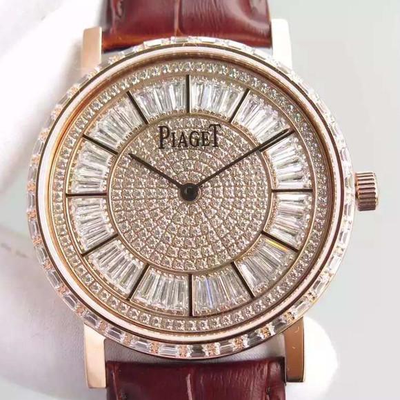 PIAGET伯爵ALTIPLANO系列G0A35133腕表