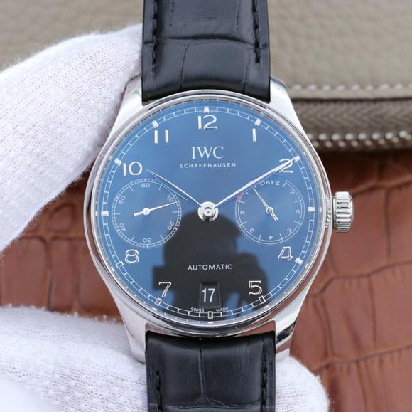 ZF万国v5版新葡7型号 皮代表 自动机械机芯 男士腕表