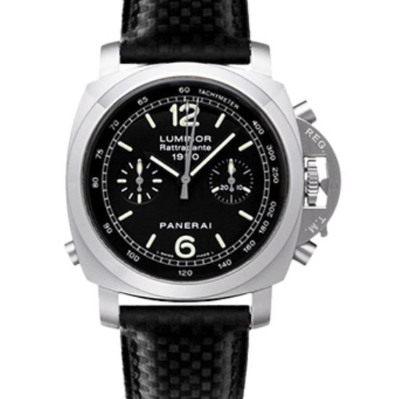 VS沛纳海V2升级版Pam213 被认为高于陀飞轮表款 自动机械机芯 男士皮带手表