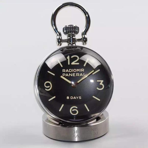 ZF沛纳海PAM581座钟 与原装机芯1:1 原装P5000手动机械机芯