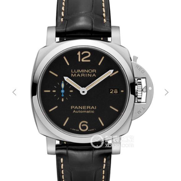 ZF沛纳海pam01392 复刻沛纳海1392 皮带表 自动机械机芯 男士腕表