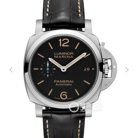 XF沛纳海1392/Pam01392 42MM全新升级 V2版 P9010机芯 皮带表 男士腕表