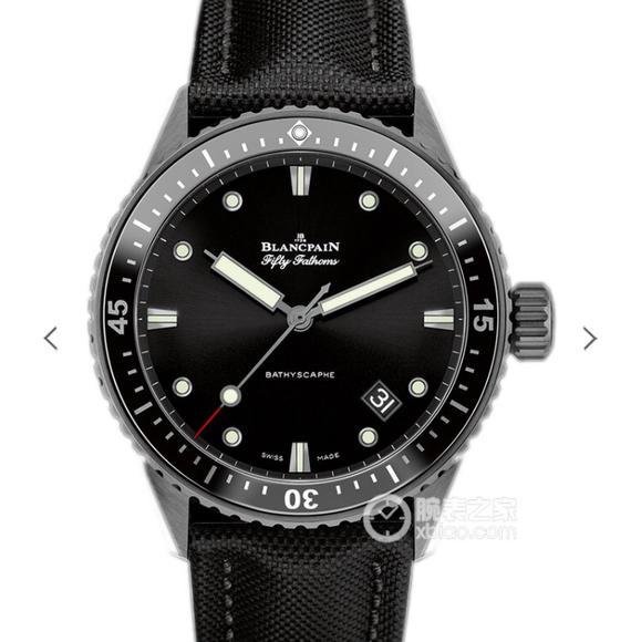 GF宝珀五十?43.6mm男表??高科技缎面黑陶瓷光泽亮丽 绢丝表带 自动机械机芯 男士腕表