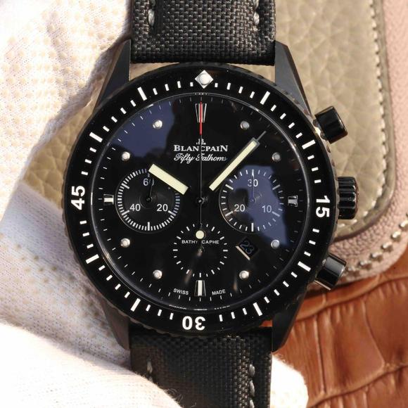 KJ宝珀五十?系列5200款男士腕表 皮带表 自动上链机芯 男士腕表