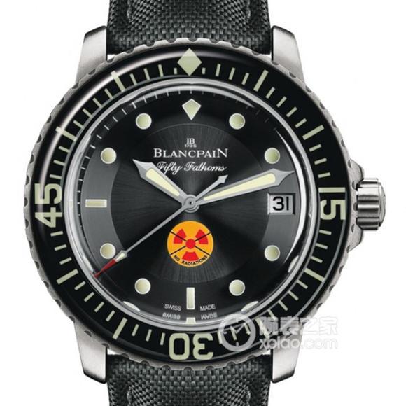 ZF宝珀五十?5015B-1130-52生化危机版本 尼龙表带 自动机械机芯 男士腕表