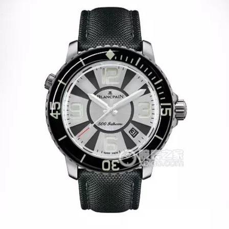 N宝珀50015 五十? 尼龙表带 自动机械机芯 男士腕表