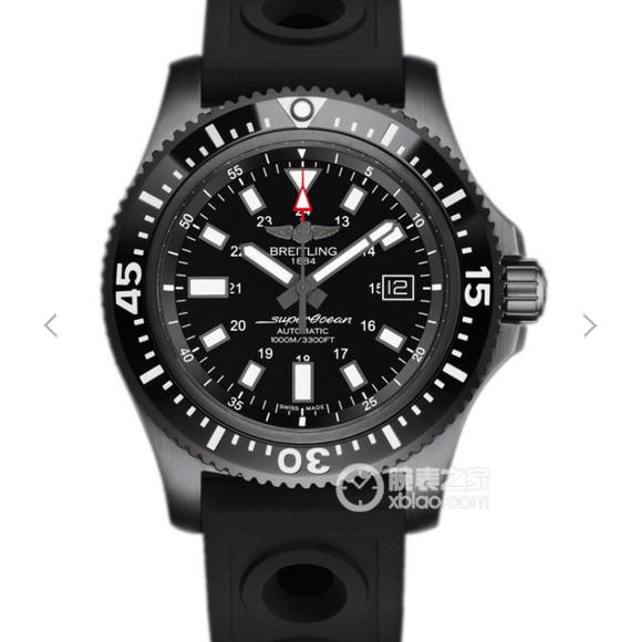 GF百年灵全新超级海洋44mm特别版 M1739313|BE92|227S|M20SS.1腕表