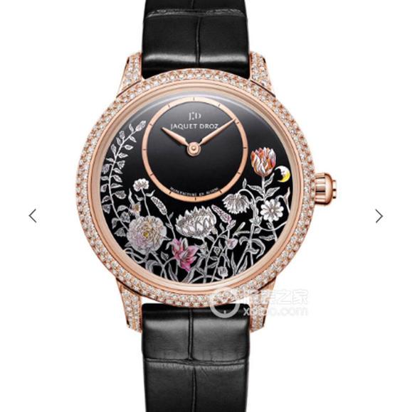 TW雅克德罗艺术工坊系列J005003221女士镶钻腕表