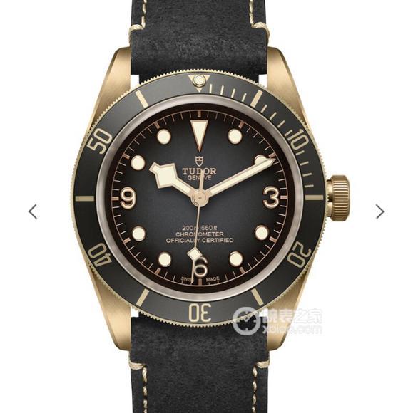 XF帝舵贝克汉姆同款-最新帝驼碧湾青铜型-小铜盾 搭载一比一  男士手表