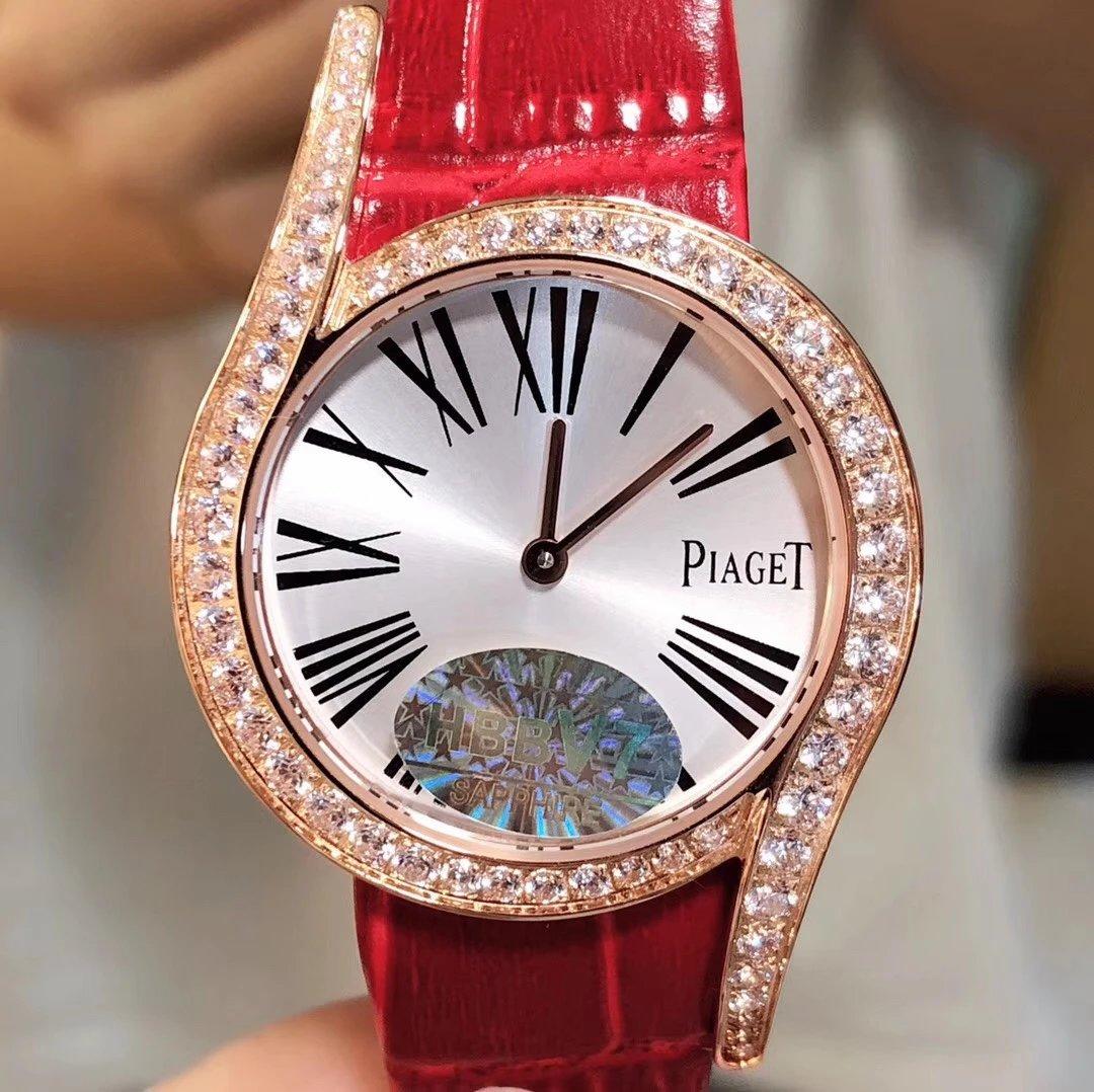 伯爵 全新Piaget Lime light系列伯爵女士腕表 69式印石英女表