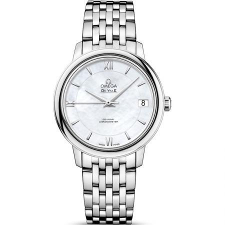 顶级复刻欧米茄碟飞系列424.10.33.20.05.001女士手表