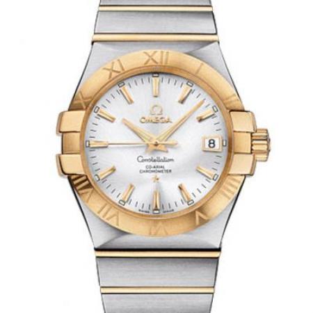 V6厂复刻欧米茄星座系列123.20.35.20.02.002机械男士手表