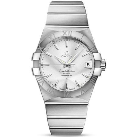 V6复刻欧米茄星座系列123.10.38.21.02.001机械男士手表