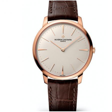 MKS新品江诗丹顿传承系列81180/000R-9159腕表 超薄男士机械手表