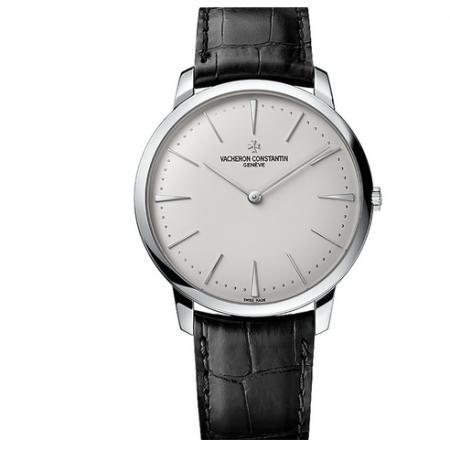 MKS新品江诗丹顿传承系列81180/000G-9117腕表 超薄男士机械手表