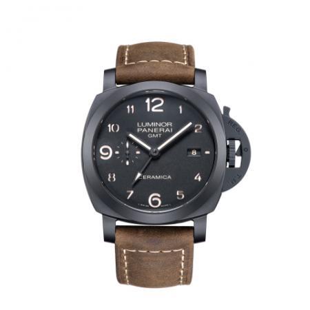 VS厂手表沛纳海PAM00441陶瓷壳 自动机械腕表男士手表