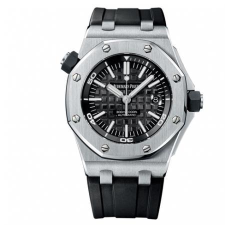 JF厂标杆神器经典AP15703ST v9s版爱彼皇家橡树离岸男士机械精钢手表
