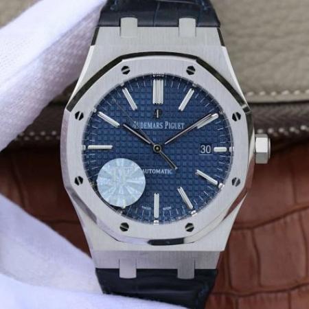 JF厂手表爱彼皇家橡树15400 自动机械男士手表 皮带表