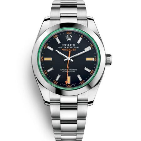 【N厂版本】劳力士闪电绿玻璃m116400gv-0001腕表 自动机械男表