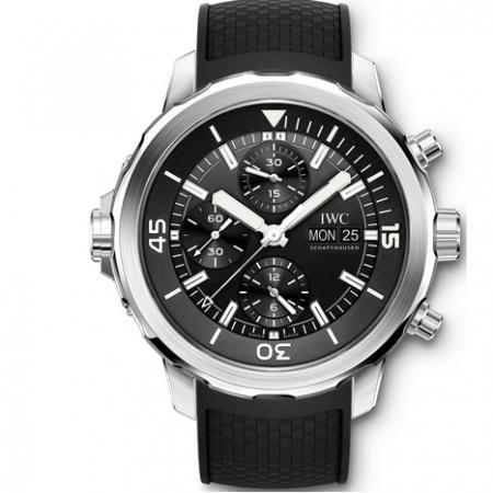 V6精品 V3升级版 最高品质IW万国海洋计时系列雅克 伊夫 库斯托探险之旅特别版 胶带