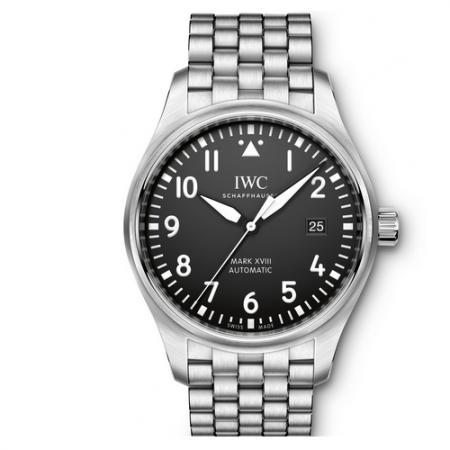 V7厂终极版本马克十八钢带款,V7厂复刻万国马克十八系列机械腕表