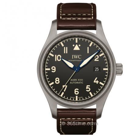 V7厂七星推荐之马克系列旗舰版超级钛马克- IW327006腕表,男表,进口牛皮表带