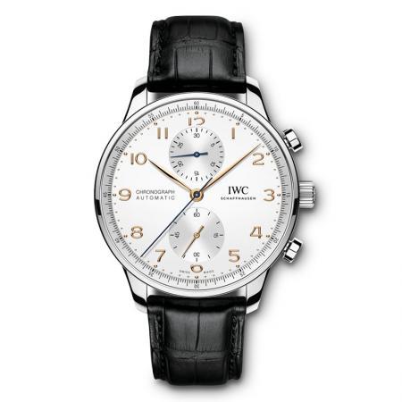 ZF厂IWC万国表葡萄牙系列IW371604腕表 金针计时机械表