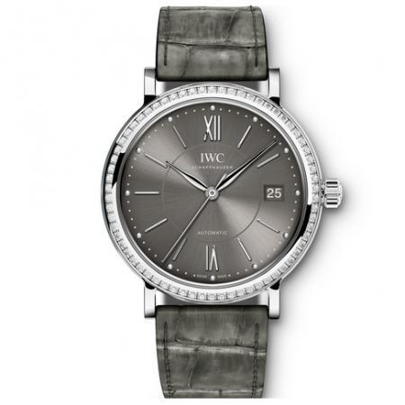 V7厂一比一复刻万国柏涛菲诺系列IW458104日历女士机械手表