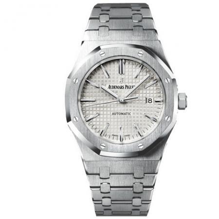 Z+F厂一比一复刻爱彼皇家橡树15400系列钢带男士机械手表