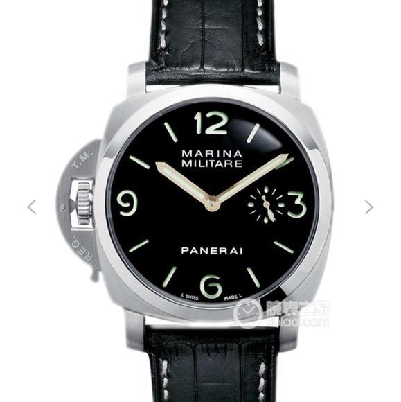 XF厂沛纳海pam00217男士机械手表 左撇子 以假乱真版本 手动机械