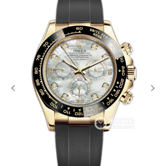 JH劳力士Rolex超级宇宙计时迪通拿m116518ln-0037V6升级版本