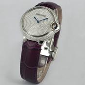 卡地亚蓝气球系列中性手表 满天星奢华手表 男女均可 男表 女表