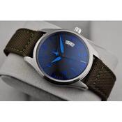瑞士名表 精仿手表 一比一 万国马克系列 瑞士原装机芯 香港组装 真皮表带 三日历