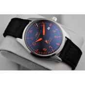 一比一高仿 瑞士名表 万国马克系列 自动机械手表 男士腕表 原装机芯 密底